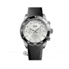 Relogio Boss Hugo Boss Iconic Chronograph Sport Preto com Prata