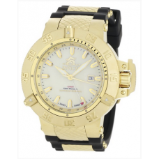 Relógio Invicta 0738 Subaqua Noma III Collection GMT