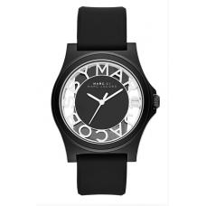 Relógio Marc Jacobs Henry Skeleton Preto