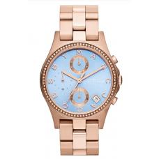 Relógio Marc Jacobs Henry Glitz Chronograph
