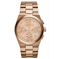 Relogio Michael Kors Channing Chronograph Rose