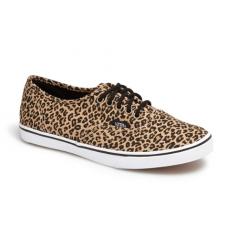 Vans Authentic Lo Pro Leopard