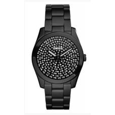 Relógio Fossil Perfect Boyfriend Pave Dial Preto