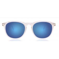 Óculos Sol Illesteva HUDSON CLEAR WITH BLUE MIRRORED LENSES