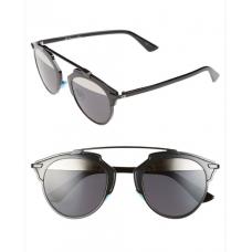 Óculos Sol Dior So Real Shiny Black