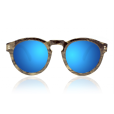 Óculos Sol Illesteva LEONARD COBRA WITH BLUE MIRRORED LENSES