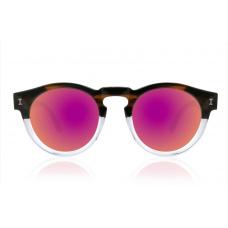 Óculos Sol Illesteva LEONARD HALF/HALF WITH PINK MIRRORED LENSES