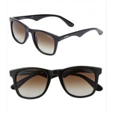Óculos Carrera '6000' 50mm Preto - Shiny Black