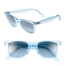Óculos Ray-Ban Ice Pop Icon Azul Claro - Blueberry