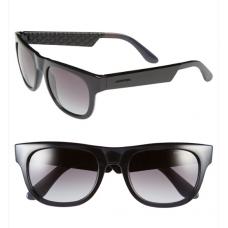 Óculos Carrera 52mm Cinza Escuro - Dark Grey