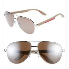 Oculos Carrera Aviator 58mm Marrom - Ruthenim