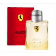 Perfume Ferrari Masculino RED 125ml EAU DE TOILETTE SPRAY