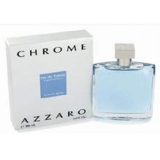 Perfume AZZARO CHROME Masculino 100ml EAU DE TOILETTE SPRAY