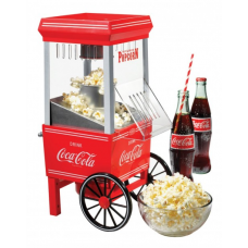 Pipoqueira Nostalgia Electrics Coca-Cola Series Hot Air