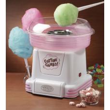 Nostalgia Electrics Hard & Sugar-Free Candy Cotton Maker PINK - Algodão Doce