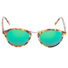 Óculos Spektre Audácia Havana - bege e verde