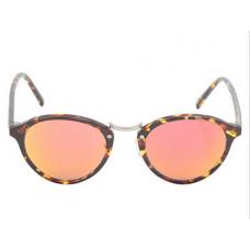 Óculos Audácia - Marrom e laranja