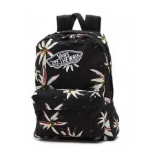 Vans Realm Floral Backpack Black/White