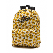 Vans Realm Sunflower Backpack Sunflower True White