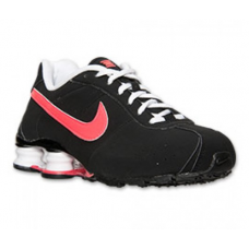Nike Shox Classic Black/White/Hyper Punch