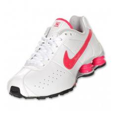 Nike Shox Classic White Cherry