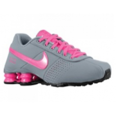Nike Shox Deliver - Cool Grey/Hyper Pink/Black