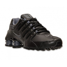 Nike Shox NZ EU Womens Shoes Black/Dark Grey