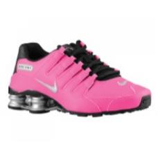 Nike Shox NZ Hyper Pink/Black/Metallic Silver