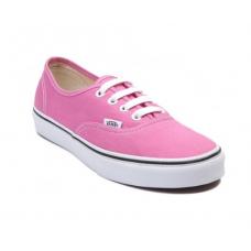 Vans authentic skate shoe satchet pink