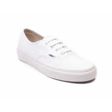 Vans Authentic Skate Shoe True White