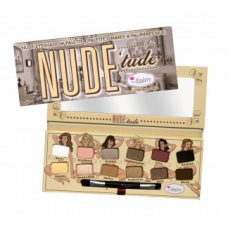 The Balm Nude Tude Nude Eyeshadow Palette
