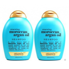 Organix Moroccan Argan Oil Shampoo and Conditioner