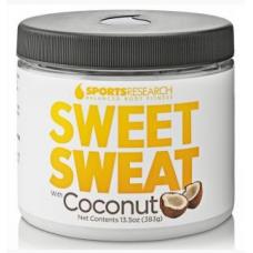Sweet Sweat Coco Queimador de Gordura pote 383g