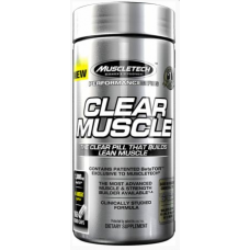 MuscleTech Clear Muscle 168 Liquid Caps