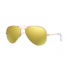 Ray-Ban Aviator Flash Lenses - Yellow