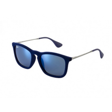 Ray-Ban Chris Velvet Sunglasses - Blue