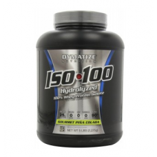 Dymatize Nutrition ISO 100 Whey Protein Powder 5lbs
