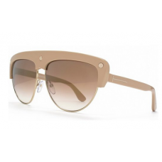 Óculos Tom Ford Liane TF318 Beige Frame/Brown Gradient Lens 62Mm