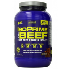 MHP Isoprime 100% Beef Protein Isolate Powder - Chocolate