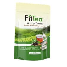 Fit Tea Chá Detox para Perda de Peso 14 Dias