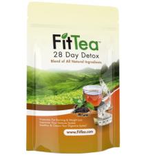 Fit Tea Chá Detox para Perda de Peso 28 Dias