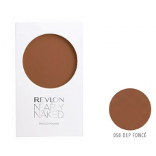 Revlon Pó Compacto Nearly Naked - 050 Deep Fonce