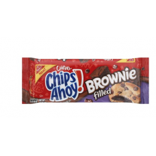 Chips Ahoy! Cookies com Gotas de Chocolate Recheado Sabor Brownie