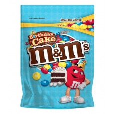 M&Ms Birthday Cake SUP 8 oz
