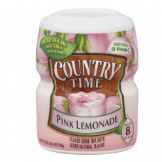 Country Time Pink Lemonade Drink Mix 19 oz