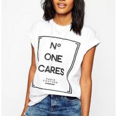 Blusa No One Cares
