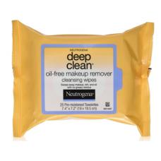 Neutrogena lenço Removedor de Maquiagem Makeup Remover - Amarelo