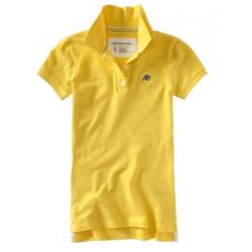 Polo Feminina Aeropostale M Amarela