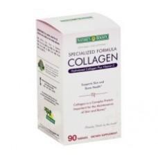 Natures Bounty Collagen Colageno Hidrolisado com Vitamina C 90 Capsulas