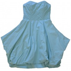 Dress to Vestido Azul Balone
